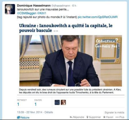 Ianoukovitch, Twitter_DH