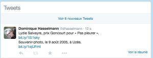 Lydie Salvayre Tweet 5.11.14._DH