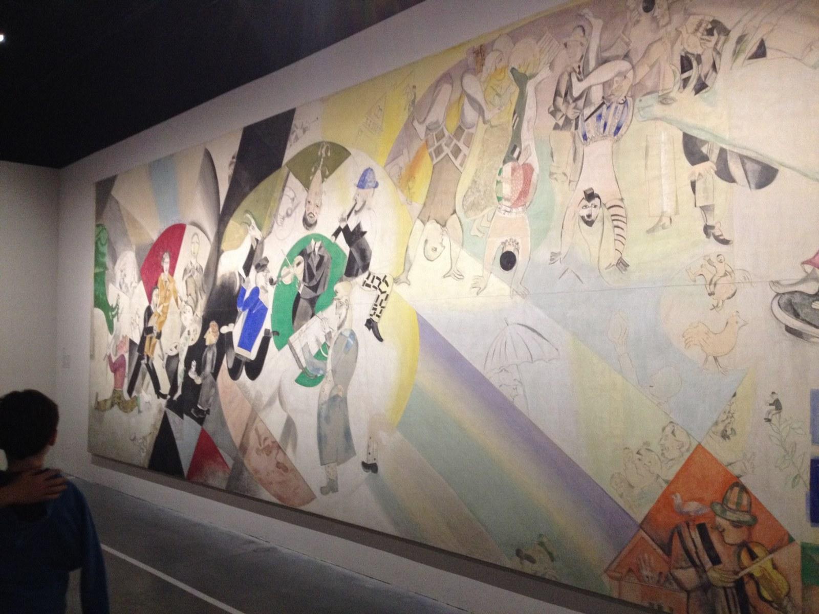 21 d cembre 2015 m tronomiques for Marc chagall paris vu de ma fenetre