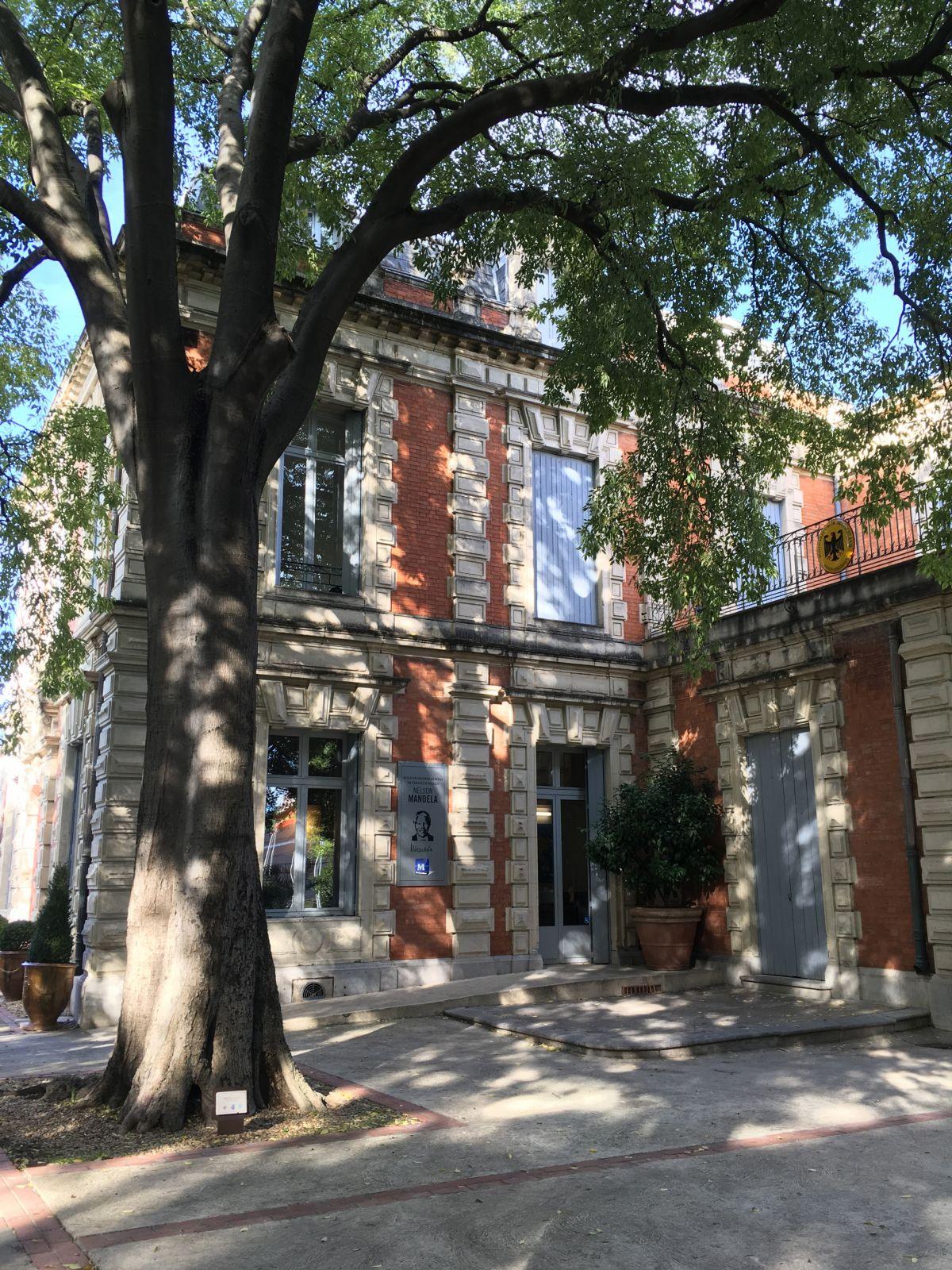 Montpellier p le m le 13 les voyageurs - Jardin suspendu brussels montpellier ...
